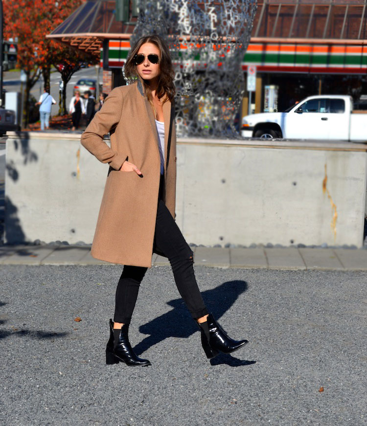 ca2ca37f must have: camel coat | The August Diaries