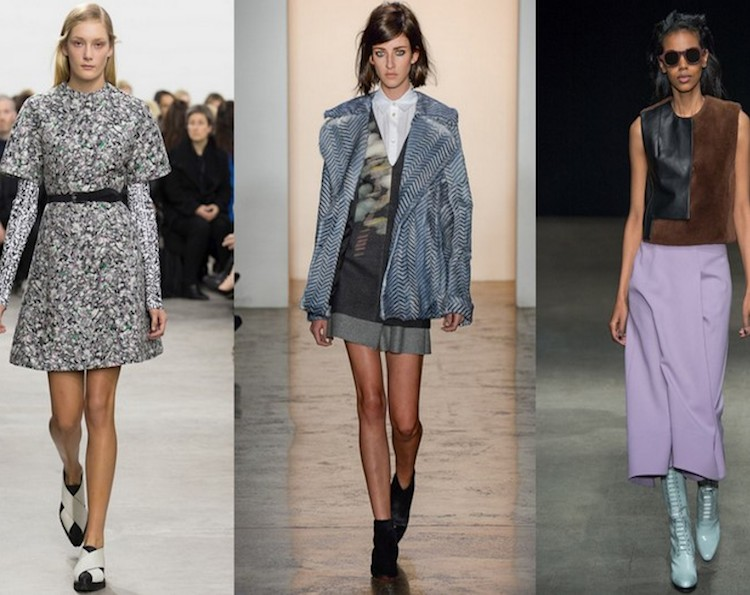 3 F/W '14 trends to try now