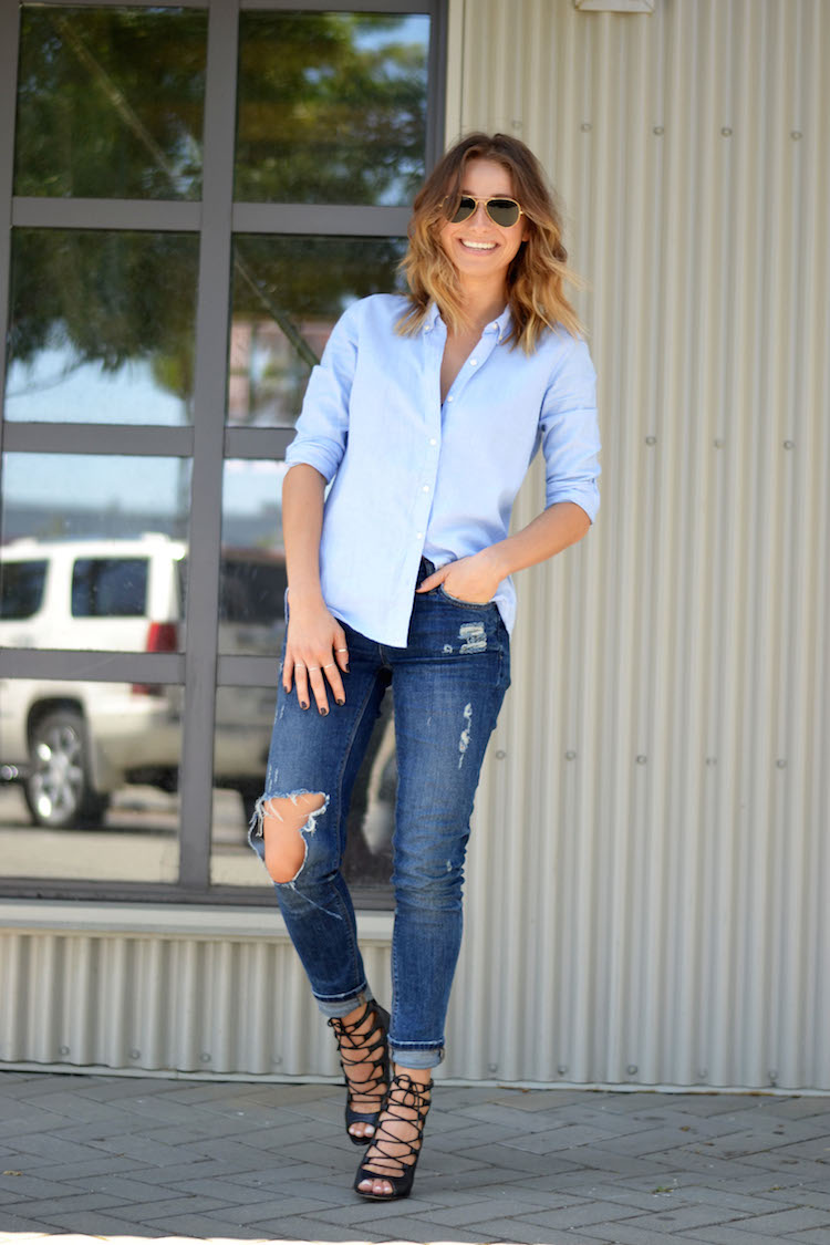 4 Ways To Style Your Fav Denim
