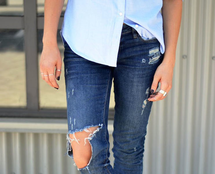4 ways to style your favourite denim