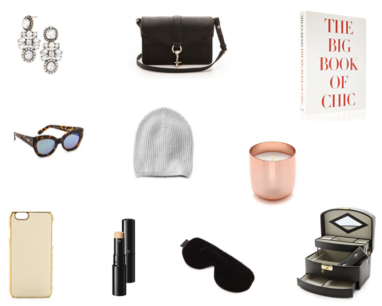 christmas gift guide: accessories edition