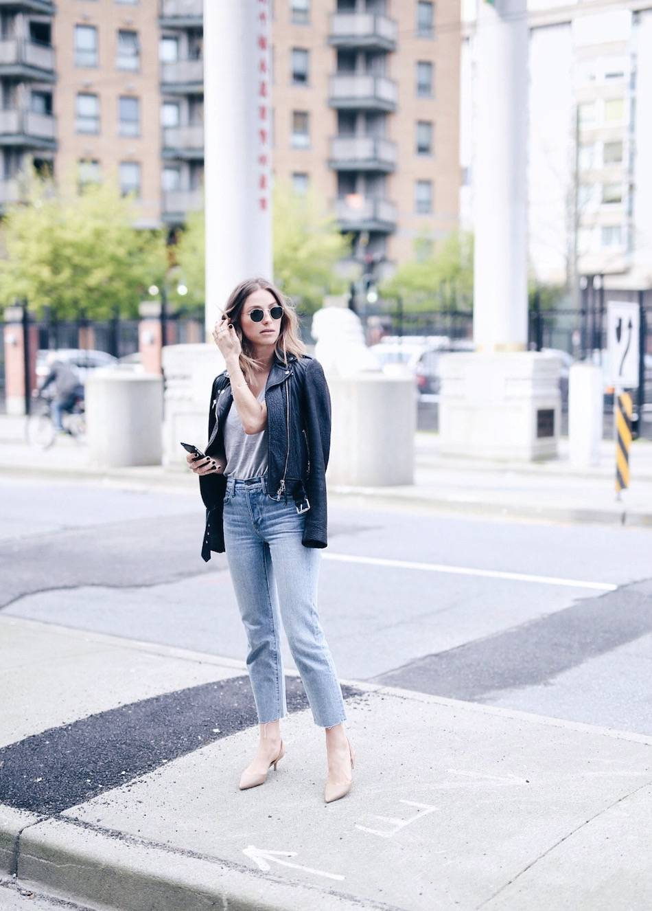 vancouver fashion blog street style