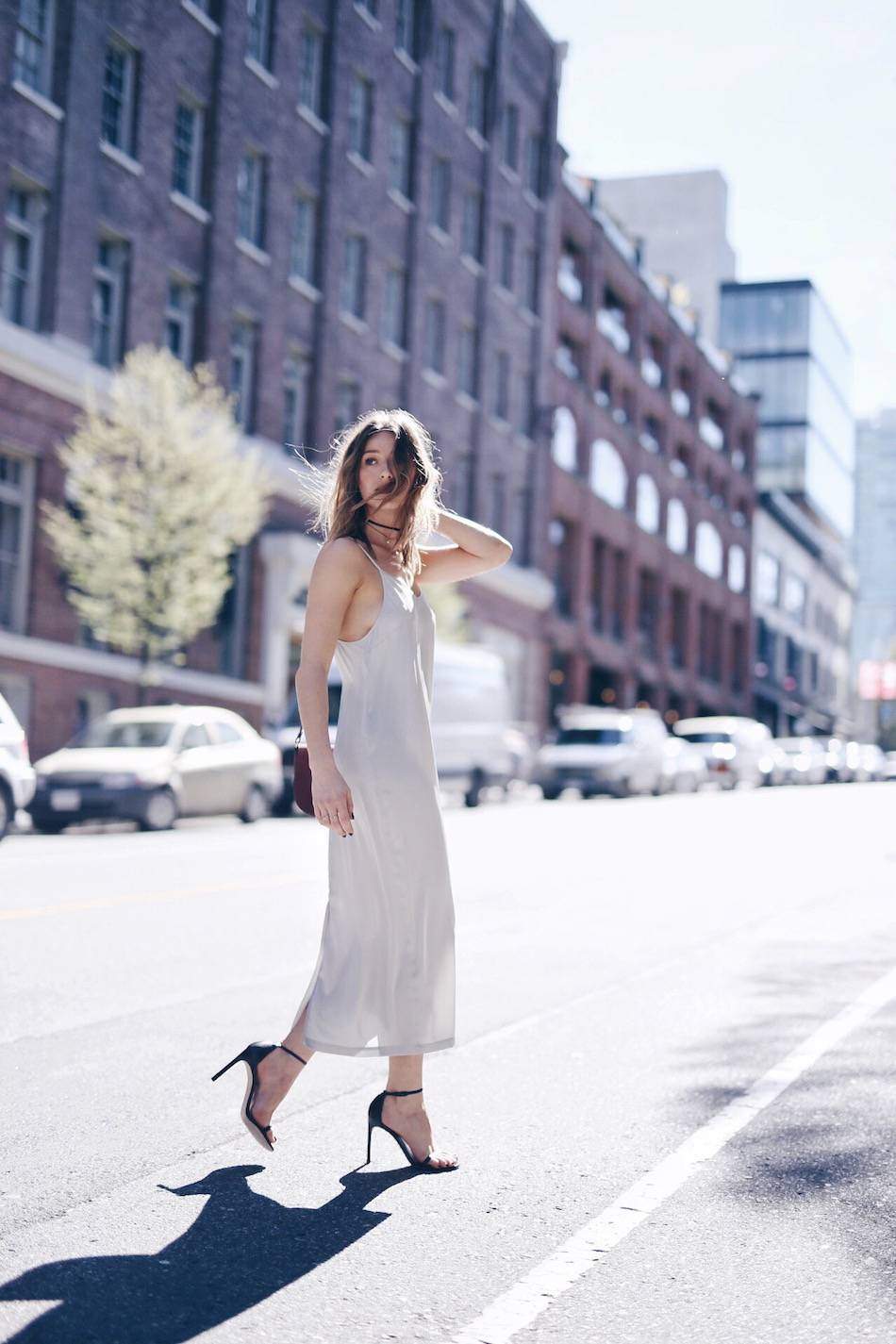 spring street style with express