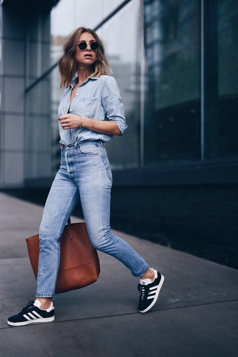 5 spring denim trends - vintage denim redone jeans