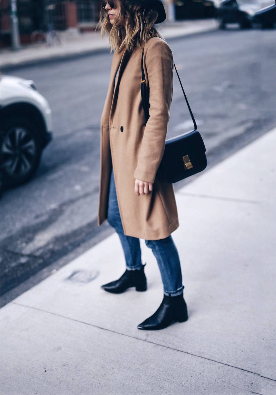 what to wear this fall, camel coat