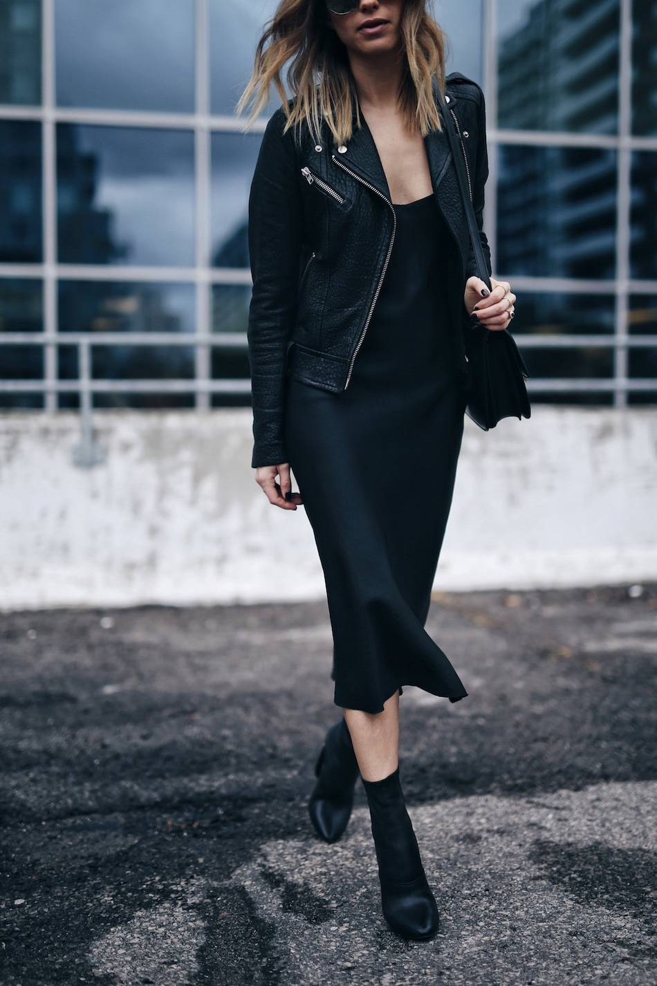 style-and-beauty-blogger-jill-lansky-of-the-august-diaries-in-a-mackage-rumer-leather-jacket-and-slip-dress-celine-bag-and-3-1-phillip-lim-kyoto-boots