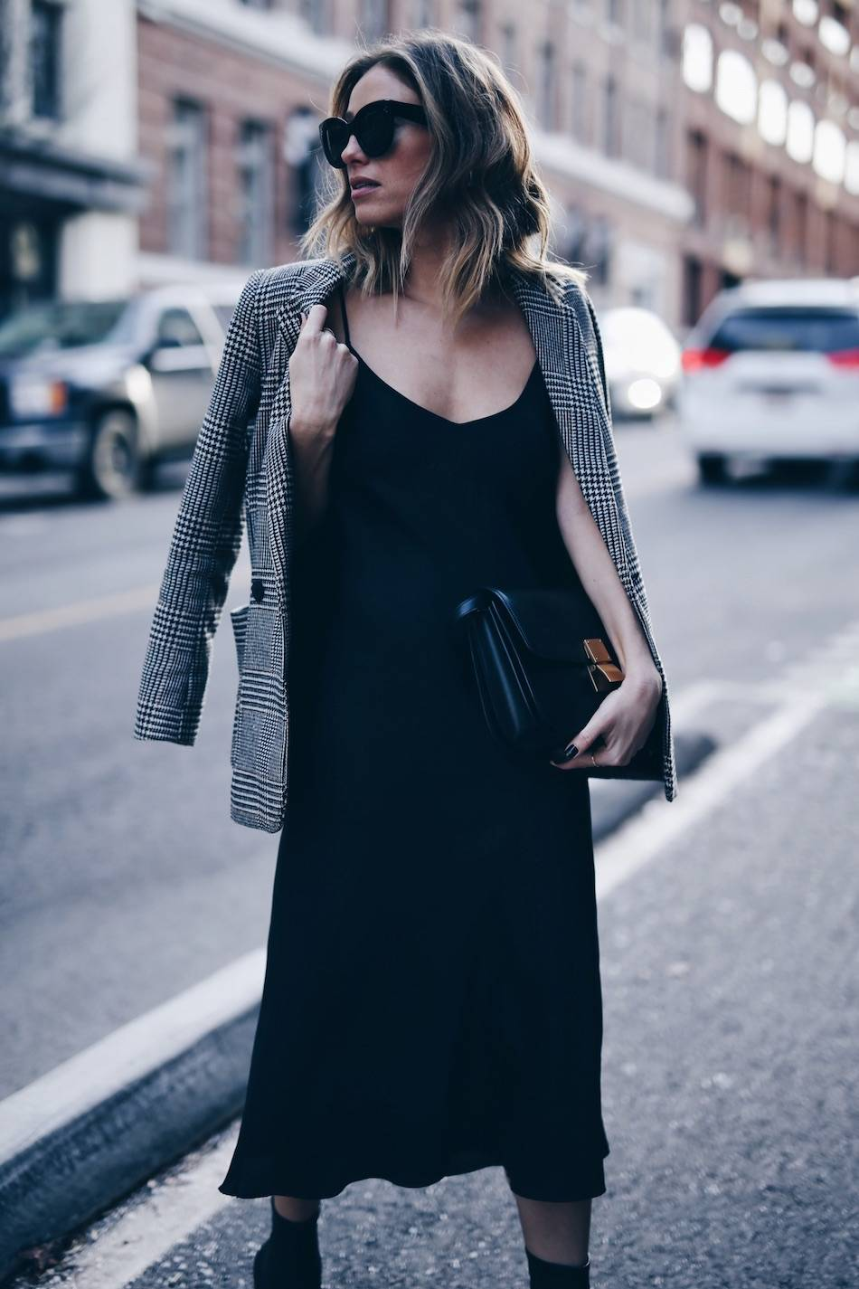 Style and beauty blogger Jill Lansky of The August Diaries top 5 slip dresses you need now