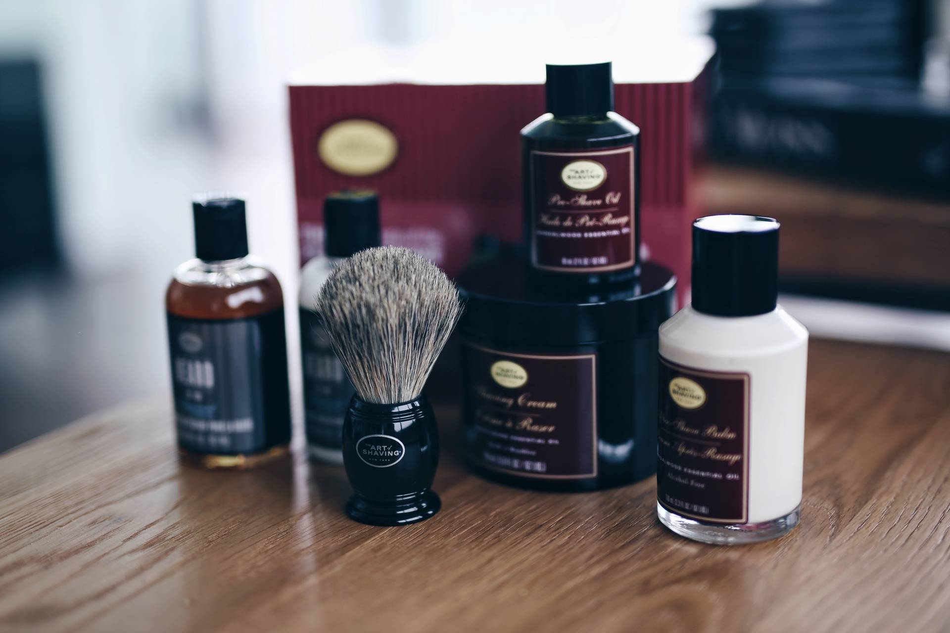 Style and beauty blogger Jill Lansky of The August Diaries on what to get him for Valentine's day, the art of shaving