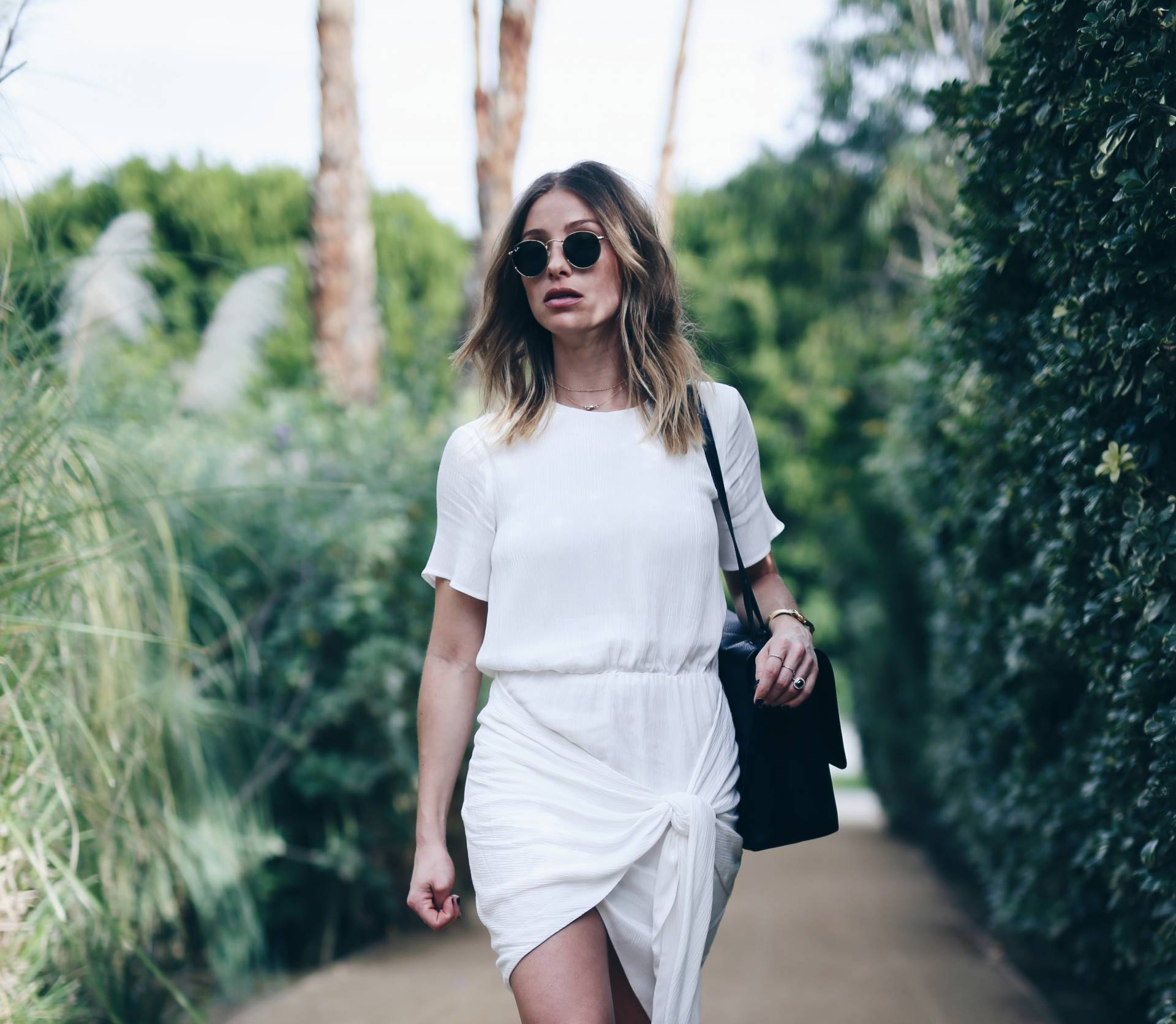 fi-Style-and-beauty-blogger-Jill-Lansky-of-The-August-Diaries-in-white-wrap-Stylestalker-dress-Balenciaga-boots-Dagne-Dover-bag-at-the-Parker-Palm-Springs copy