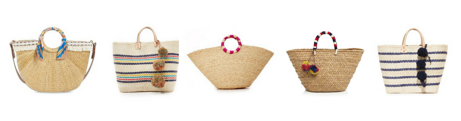 What To Bring The Beach Or Pool Straw Bags