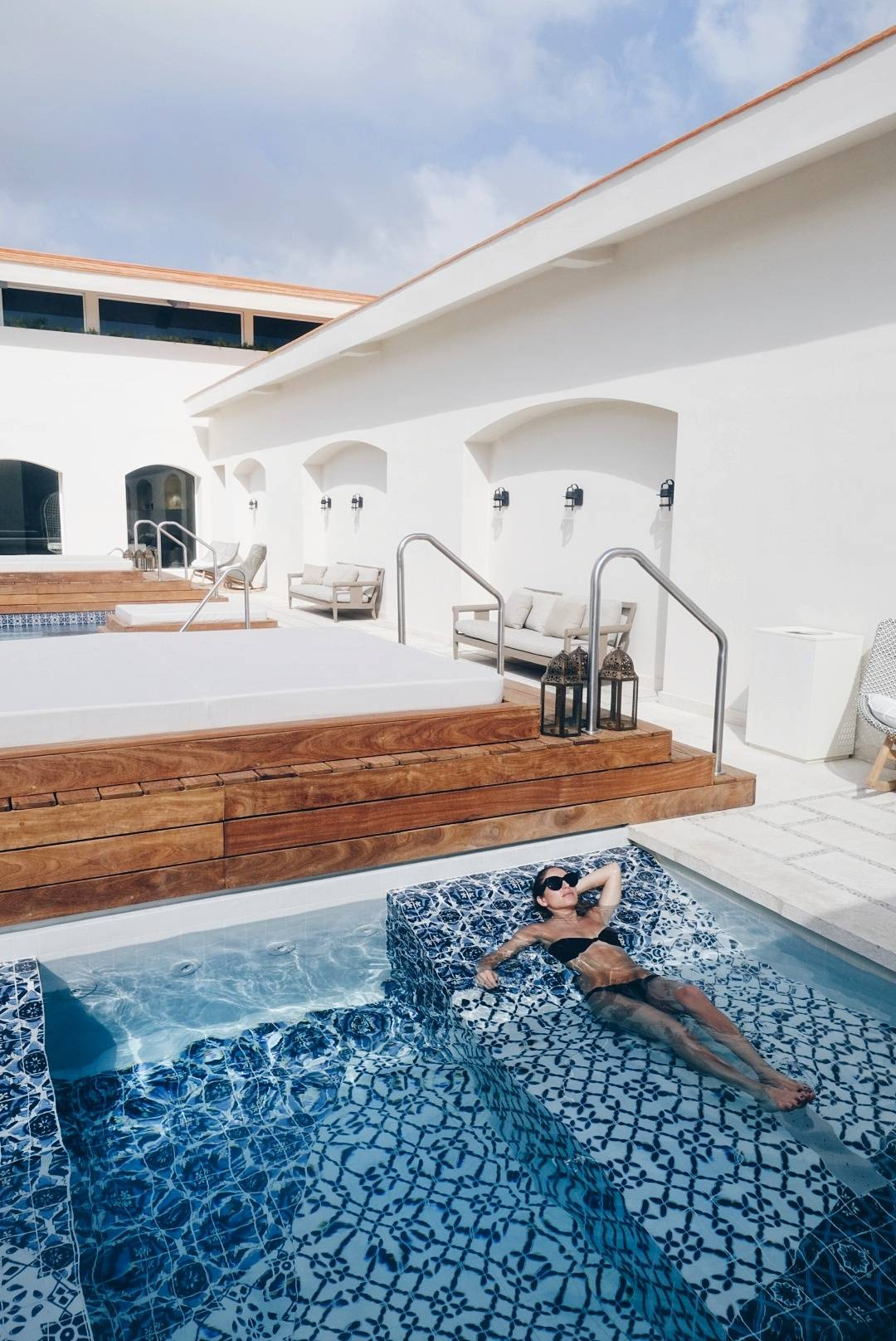 most instagrammable places on the mayan riviera unico hotel and spa
