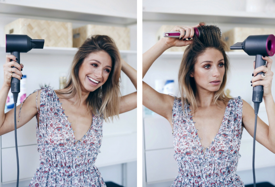 how to get full straight hair