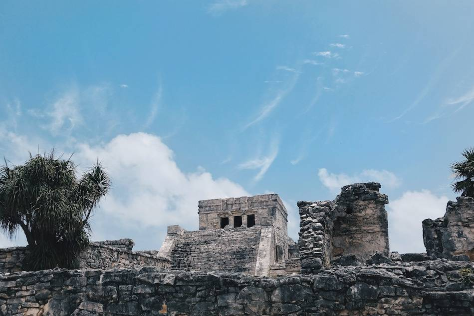 tulum ruins mexico