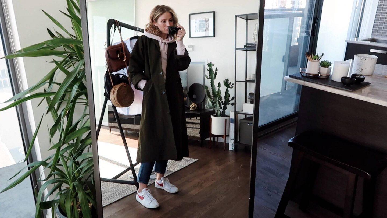 ARITZIA SPRING CLOTHING HAUL