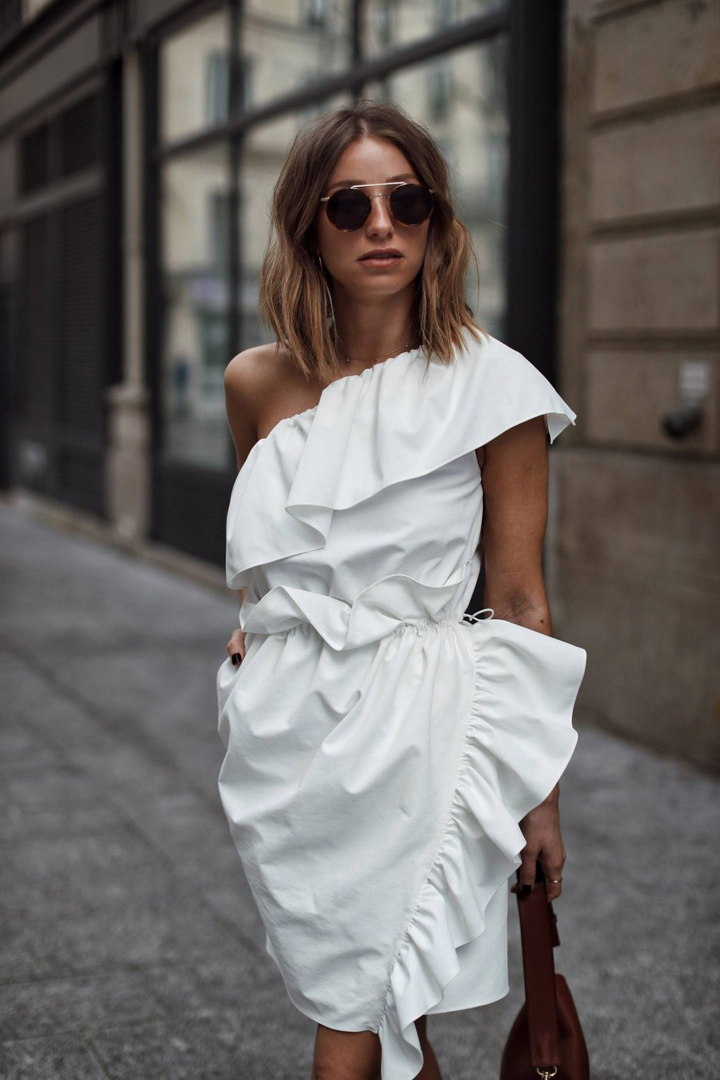 TOP 5 WHITE PIECES FOR SPRING